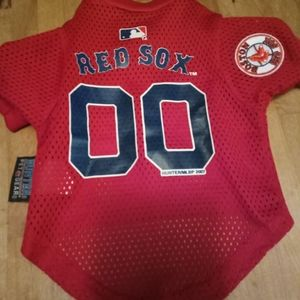 Other - Boston Red Sox pet shirt